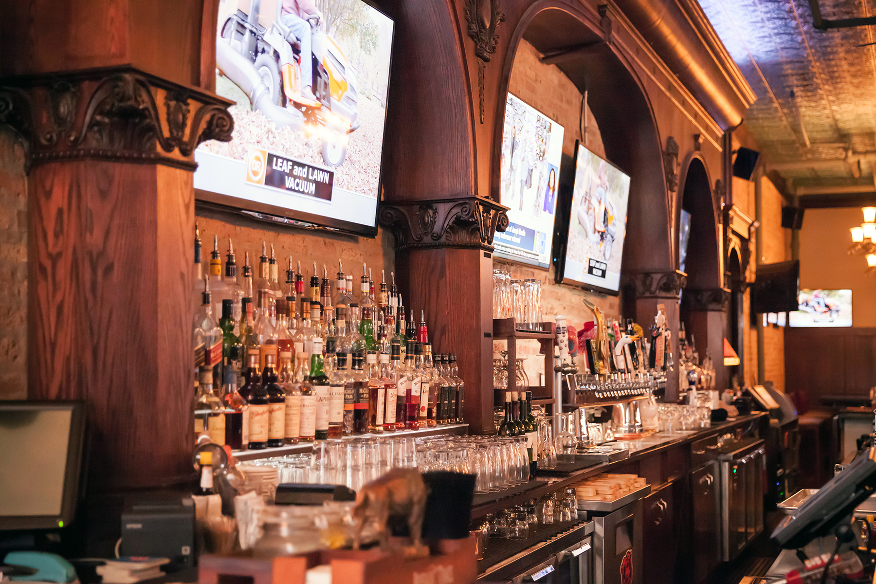 Bar Design Part - 47: Commercial Bar Construction Management Chicago