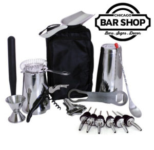 Bartending Kit with tote bag