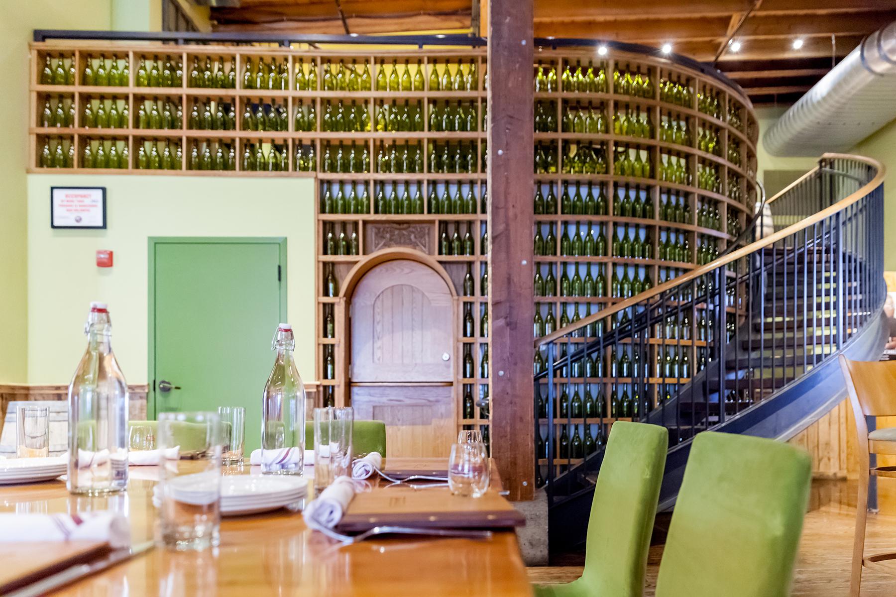 Chicago Restaurant Designers Bar Design