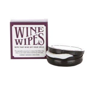 wine stain wipes