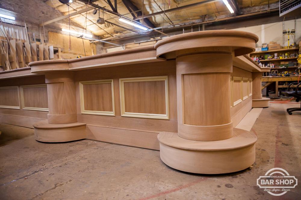 Commercial bar restaurant builders